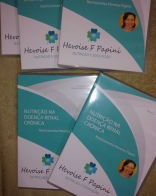 DVD Curso Nutrição da Doença Renal Crônica
